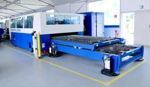 Trumpf Laserschneidanlage Laserschneidmaschinen IHS GmbH