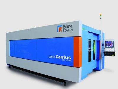 Prima Power Laser Genius Fiber